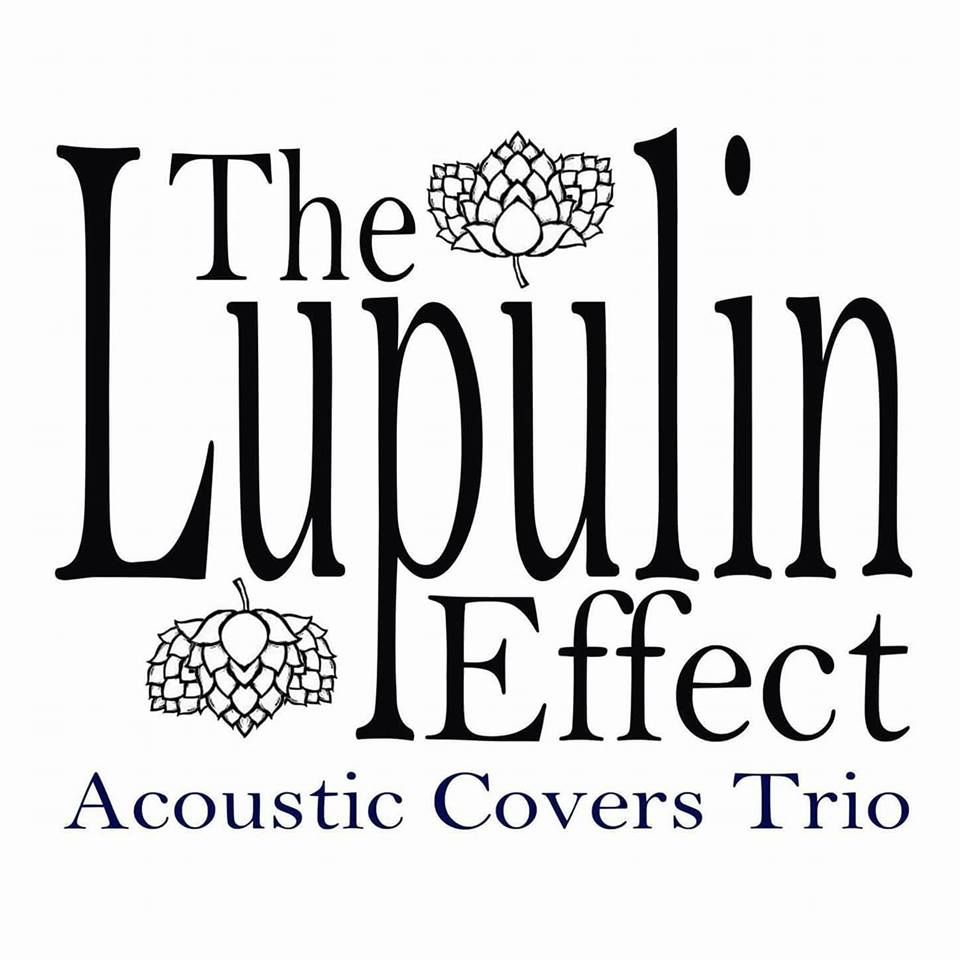 The Lupulin Effect Merseyside acoustic trio: vocals, guitar, bass and cajon